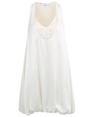 Ärmelloses Kleid aus Viskosemix VALENTINO