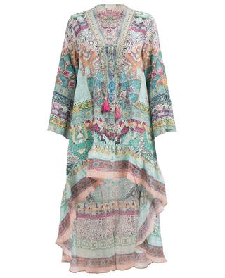 Robe en soie Sisters Of The Marigold AGENT CAMILLA