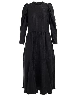 Larissa long silk dress STELLA MCCARTNEY
