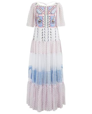 Bourgeois embroidered maxi dress TEMPERLEY LONDON