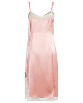 Mittellanges Kleid aus Spitze und Stickerei COACH
