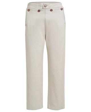 Pantalon à pont en jean SEE BY CHLOE
