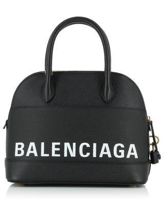 Ville small textured leather handbag BALENCIAGA