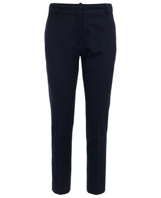 Zoom straight gabardine trousers JOSEPH