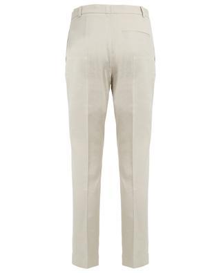 Pantalon en lin mélangé stretch Hessian JOSEPH