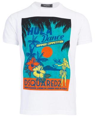 Cotton T-shirt DSQUARED2