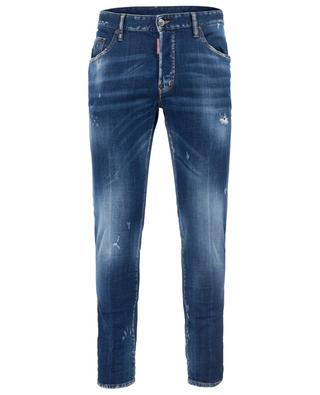 Used-Look Jeans Skater DSQUARED2