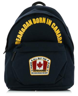 Rucksack Canadian Flag DSQUARED2