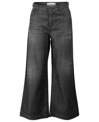 Badesse faded cropped wide leg jeans WEEKEND MAXMARA
