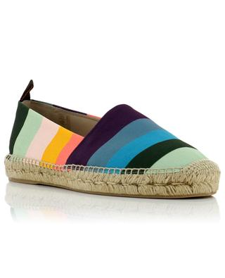 Espadrilles en toile de coton PAUL SMITH