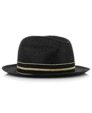Chapeau de paille BORSALINO