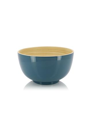 TCHON M lacquered bamboo bowl BIBOL