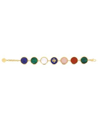 Brass bracelet TORY BURCH