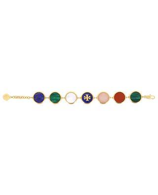 Brass bracelet TORY BURCH