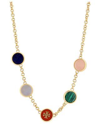 Brass necklace TORY BURCH