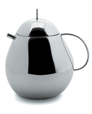 Teekanne aus Edelstahl ALESSI