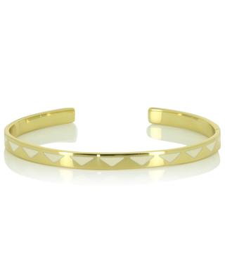 Bollystud brass bangle BANGLE UP