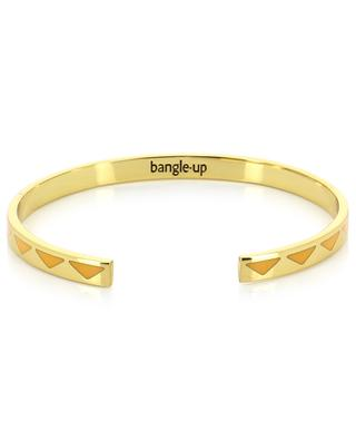Bollystud gold plated bangle BANGLE UP
