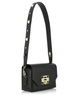 Pearl leather shoulder bag SALAR MILANO