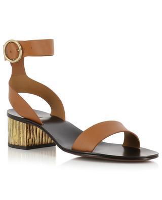 Sandales en cuir CHLOE