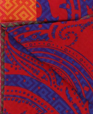 Lightweight silk and cotton scarf ETRO