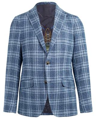 Cotton and linen blazer ETRO