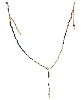 Gemstone necklace GACHON POTHIER