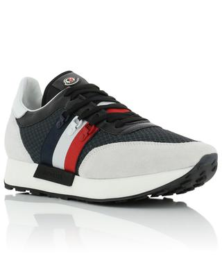 New Horace suede and fabric sneakers MONCLER
