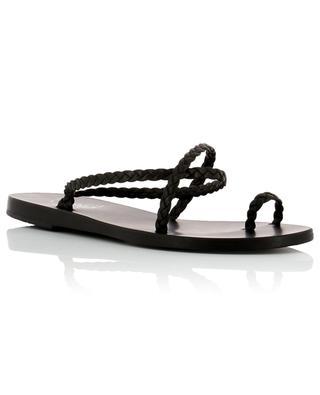 Eleftheria leather sandals ANCIENT GREEK SANDALS