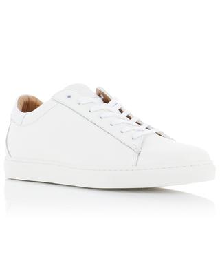 Jon grained leather sneakers AIZEA