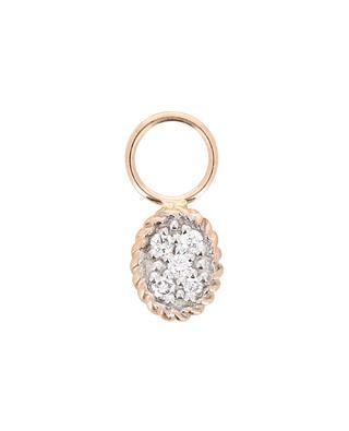 Charm Tiny earring pendant LOVINGSTONE