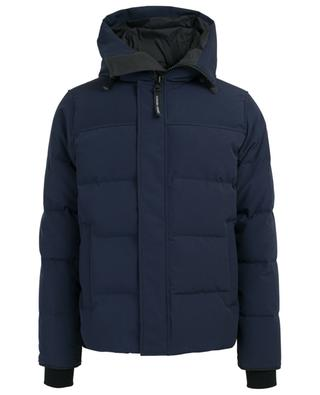 Macmillan technical fabric down jacket CANADA GOOSE