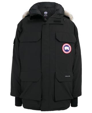 Pelzbesetzter Parka Expedition CANADA GOOSE