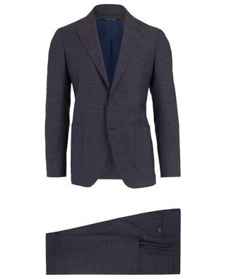 Wool, silk and linen blend suit ATELIER BG