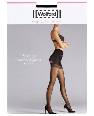 Strumpfhose Pure 30 Complete Support WOLFORD