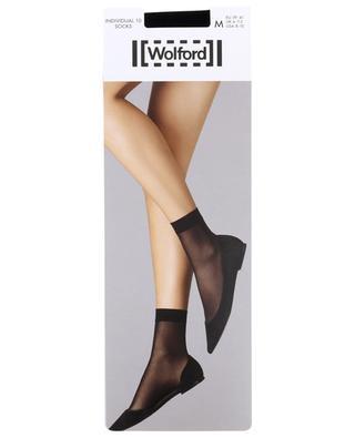 Individual 10 socks WOLFORD