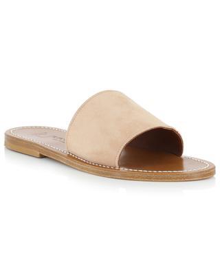 Capri suede sandals K JACQUES