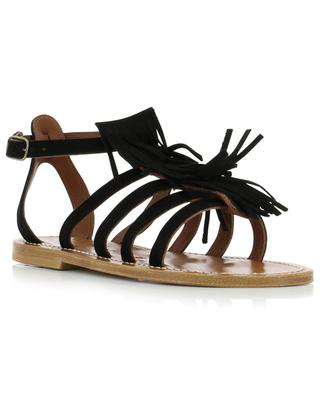 Fregate suede sandals K JACQUES