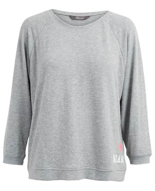 Sweatshirt aus Viskosegemisch PRINCESS
