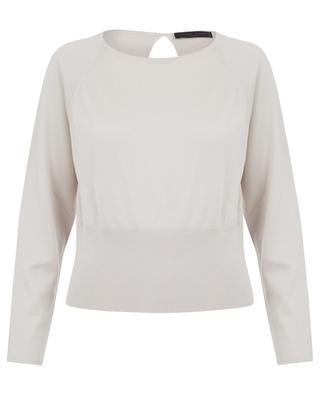 Fine cashmere and silk jumper FABIANA FILIPPI