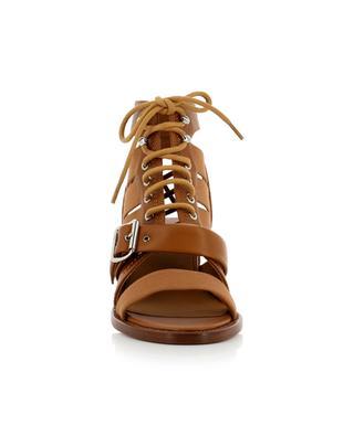 Sandales en tissu et cuir Rylee CHLOE