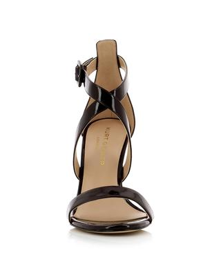 Sandalen aus Lackleder Knightsbridge KURT GEIGER LONDON