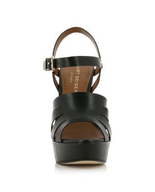 Leather sandals KURT GEIGER LONDON