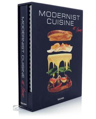 Livre Modernist Cuisine at home OLF