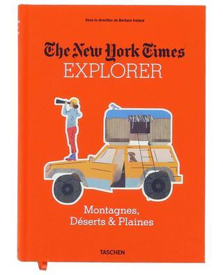 The New York Times Explorer Montagnes, Déserts & Plaines Buch OLF
