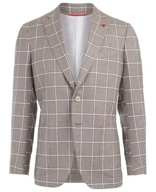 Gregory silk and cashmere blazer ISAIA