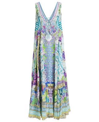 Salvador Fields Forever long dress AGENT CAMILLA