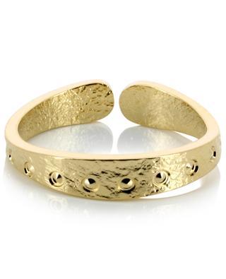 Ring aus vergoldetem Messing Lune LOVELY DAY