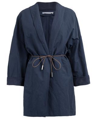 Manteau léger en coton mélangé FABIANA FILIPPI