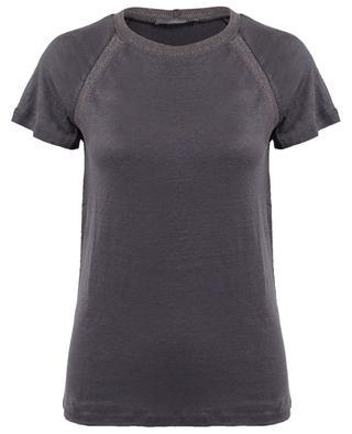 T-Shirt aus Leinen EMOTIONS